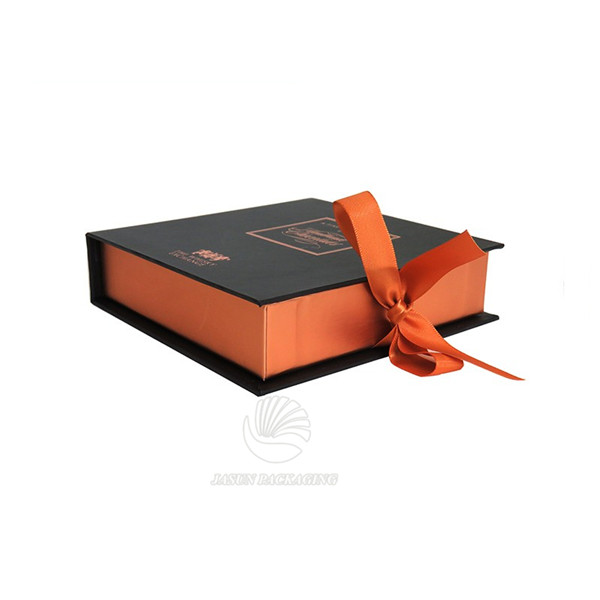 luxury presentation cigar chocolate rigid wholesale packaging