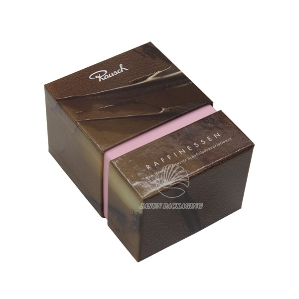 FDA gift packaging factory printing chocolate luxury