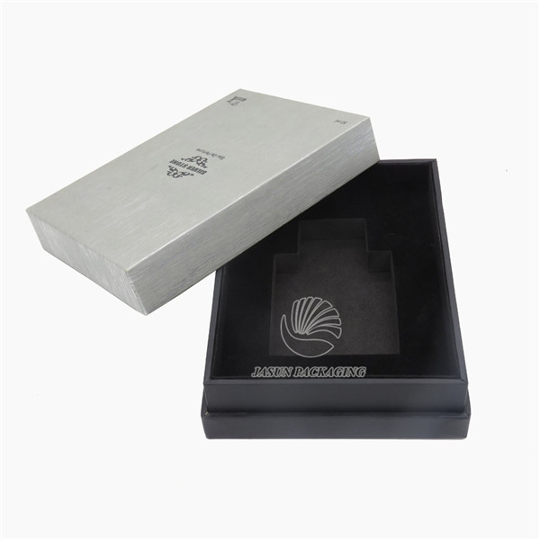luxury apparel packaging box custom logo printed