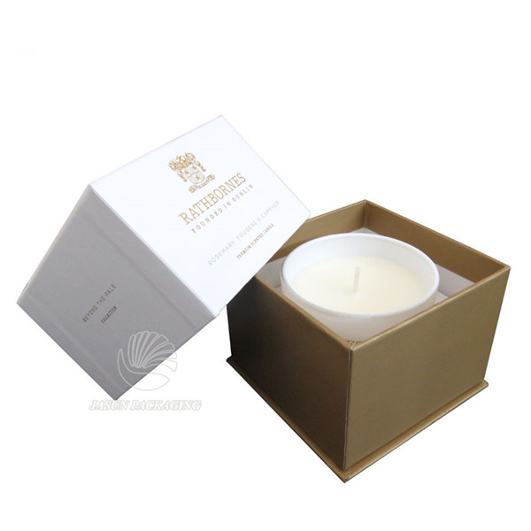 Packaging Boxes Custom Logo Rigid Cardboard Candle