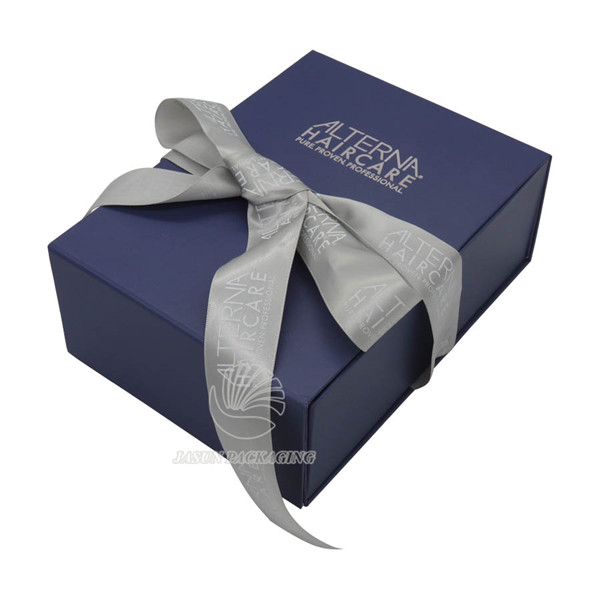 Trade Assurance Christmas Gift Folding Box With