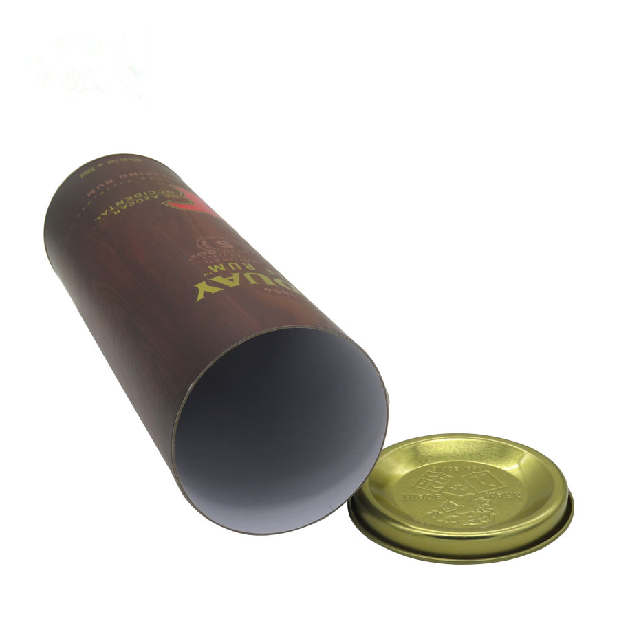 wholesale 2mm thick paper tube with logo