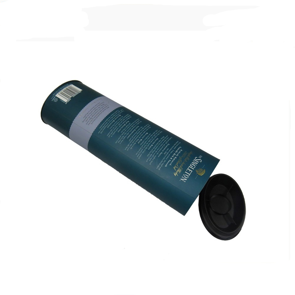 high quality oval shape tube packaging for
