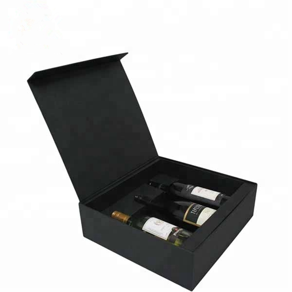 High Quality Paper Wine Box Hot Sale