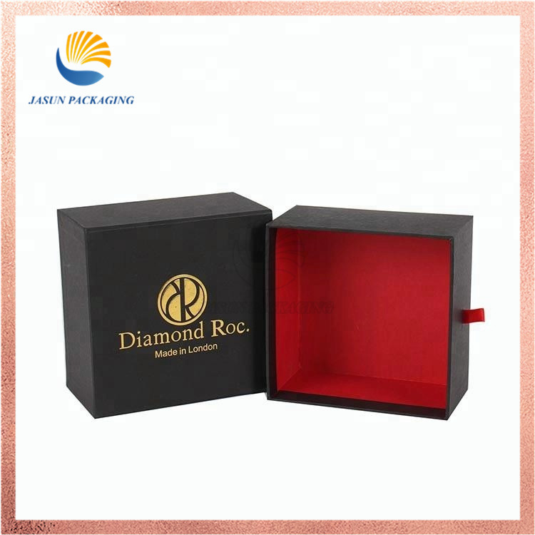 black paper small jewellery boxes bulk wholesale