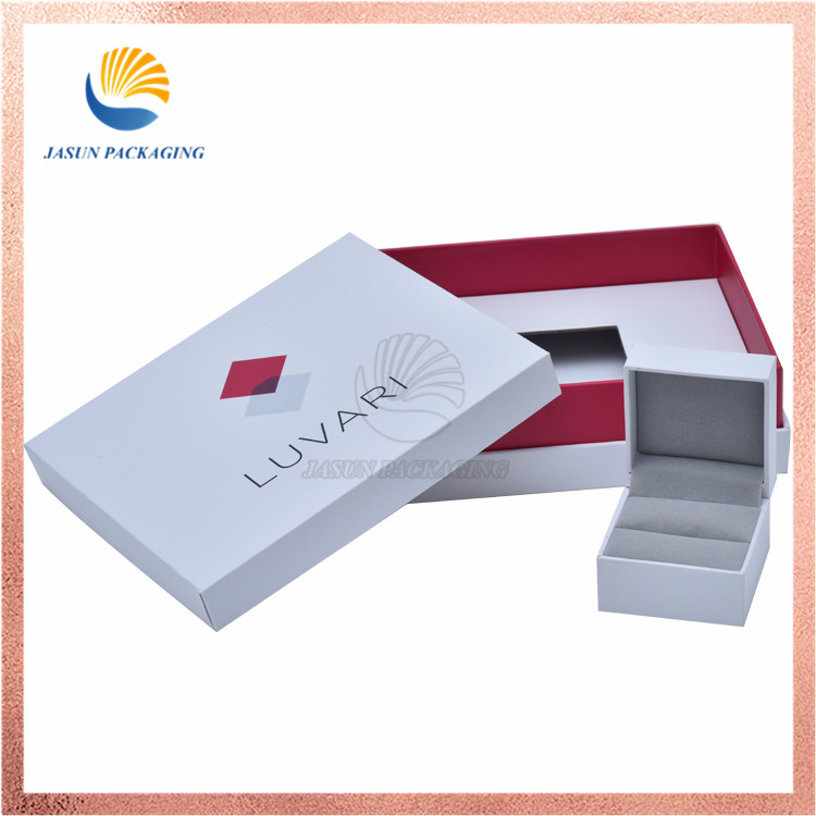 Factory Custom Gift Box Jewelry Fashion Rings