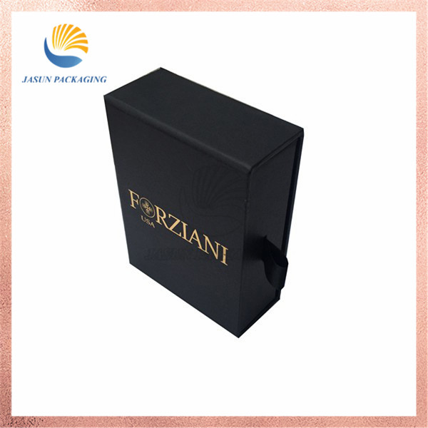 paper jewellery box with logo custom funky