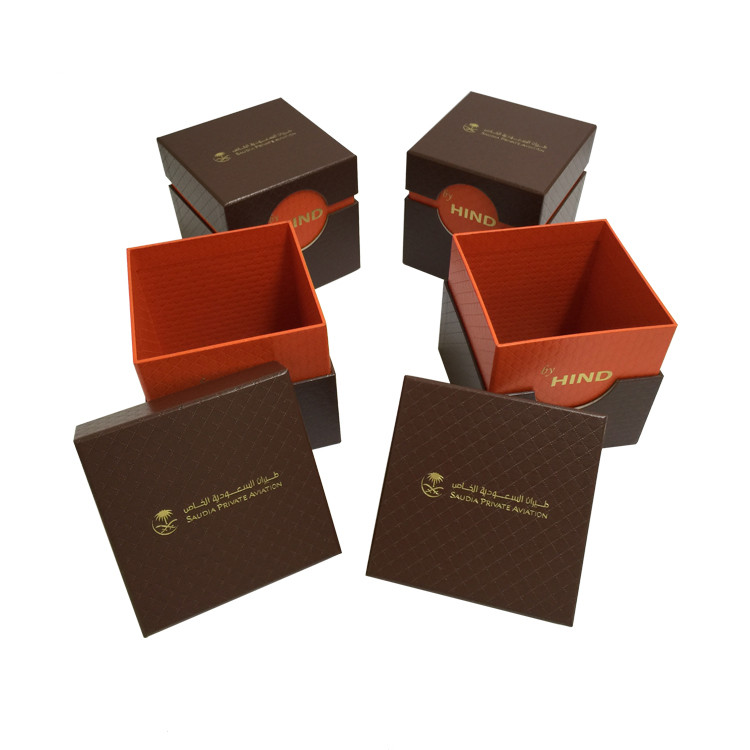 Wholesale Luxury Custom Cardboard Packaging Paper Candle title=