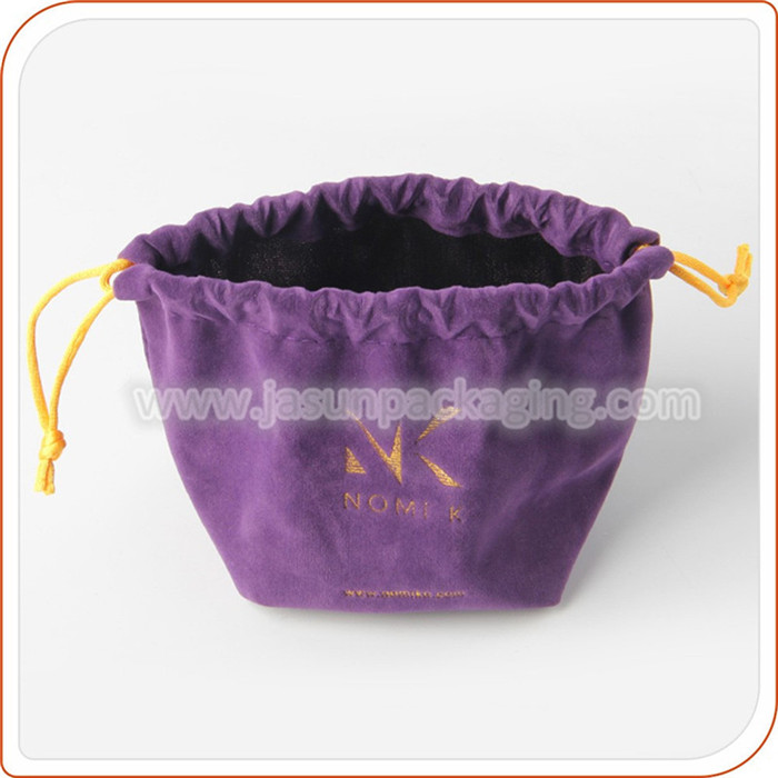 high end wholesale velvet drawstring jewelry bags title=