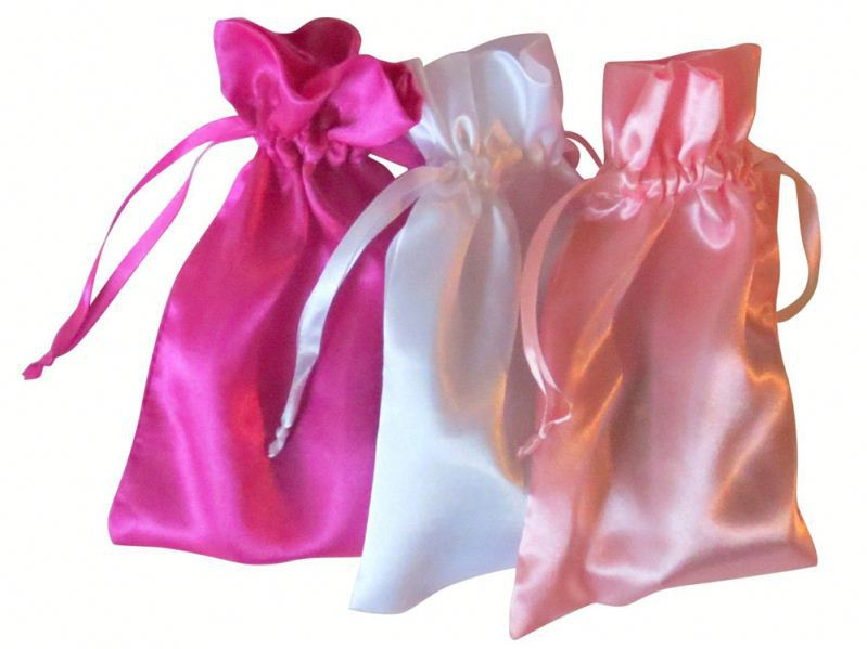 Drawstring-Satin-Bags-Hair-Extension-Packaging-made